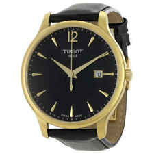 Tissot Tradition Black Dial Men's Watch T063.610.36.057.00