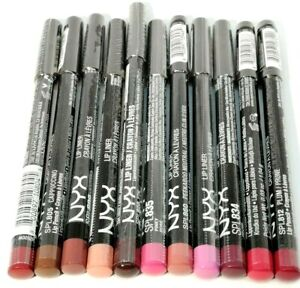 NYX Slim Lip Liner Pencil - Choose Your Shades - New & Sealed