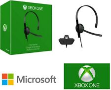 100% OFFICIAL GENUINE MICROSOFT XBOX ONE CHAT HEADSET
