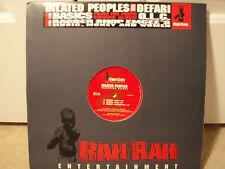 "DILATED PEOPLES + DEFARI - BASICS (12"")  1999!!!  RARE!!!"