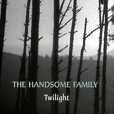 THE HANDSOME FAMILY twilight (CD album) EX/EX VJCD126 alternative rock, country