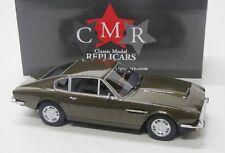 Aston Martin DBS (1970) Olive vert met/CMR 1:18