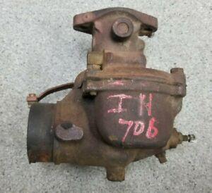 378196R9 IH INTERNATIONAL 706 GAS CARBURETOR CORE
