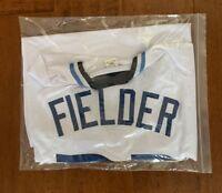 Cecil Fielder Autographed Signed Jersey Toronto Blue Jays JSA