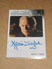 Star Trek Quotable Voyager Kevin Tighe as Henry Janeway autograph MINT