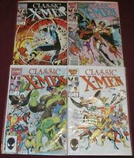 Classic X-Men U-PICK #1,2,3,4,5-7,8,11,12,14,15 or 20 Marvel PRICED PER COMIC