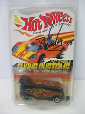 HOT WHEELS Customized VW Drag Bus Flying Customs Series - Dave Chang Signed