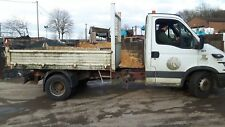 IVECO DAILY 65C15 TIPPER 2005 05 REG Spares or repairs