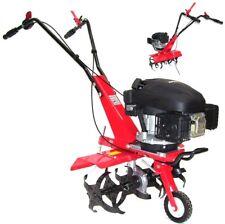 55752 Gasolina Motoazada 600 Motocultor 6 Palas arado rojo