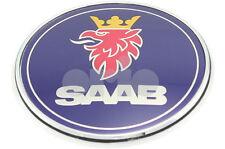 GENUINE SAAB 9-3 REAR 5 DOOR EMBLEM/BADGE 06-12 - BRAND NEW 12844158