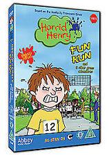 Horrid Henry - Fun Run (DVD, 2010)