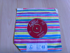 "7"" single vinyl record paper roses jean campbell"