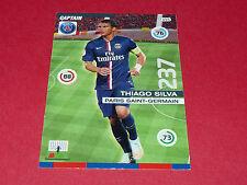 THIAGO SILVA PARIS SAINT-GERMAIN PSG FOOTBALL ADRENALYN CARD PANINI 2015-2016