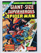 Giant Size Super Heroes Featuring Spider-Man #1 Marvel 1974