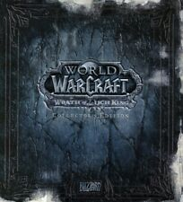 World of Warcraft: Wrath of the Lich King - Collector's Edition SEALED WOW