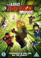 The LEGO Ninjago Movie DVD (2018) Charlie Bean cert U ***NEW*** Amazing Value