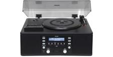 TEAC LP-R500E Schwarz, Aussteller-N3 - Phono-/Cassetten-/CD-Recorder/Radio-Kombi