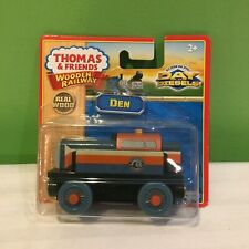 NEW RARE Thomas & Friends Wooden Railway Train DAY OF THE DIESELS DEN SHIPS FREE