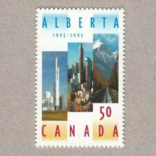 ALBERTA = MOUNT GRASSI = CALGARY'S SKYLINE = stamp MNH VF Canada 2005 #2116