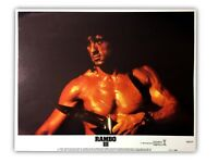 """""""Rambo Iii"""" Original 11x14 Authentic Lobby Card Poster Poster 1988 #1 Stallone 3"""