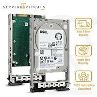 Dell 400-AVBX 2.4TB 10K RPM SAS 12Gbps 2.5in PowerEdge Server Hard Drive