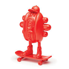 HotGod (Red) by Anomaly Shanghai x Mighty Jaxx hotdog skateboard NEW