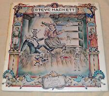 Steve Hackett 1978 Please Don't Touch VG ++ Vinyl Promo First Pressing Genesis