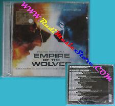 CD Empire Of The Wolves 505101015724 SOUNDTRACK SIGILLATO no lp mc dvd vhs(OST2)