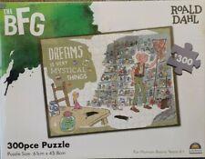 THE BFG 300 PIECE PUZZLE BY ROALD DAHL,SIZE 61CM × 45.8CM,FUN FOR HUMAN BEANS 6+