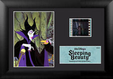 Film Cell Genuine 35mm Framed Matted Disney Sleeping Beauty Maleficent USFC5866