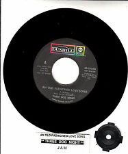 THREE DOG NIGHT  An Old Fashioned Love Song 45 record + juke box strip NEW RARE!