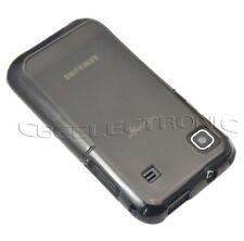 New Smoke Black TPU matte Gel skin case cover for Samsung Galaxy S i9000 G959