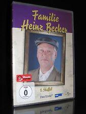 DVD FAMILIE HEINZ BECKER - STAFFEL 1 - Season - GERD DUDENHÖFFER *** NEU ***