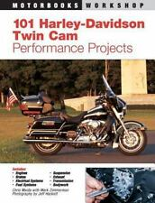 Motorbooks Workshop: 101 Harley-Davidson Twin-Cam Performance Projects by...