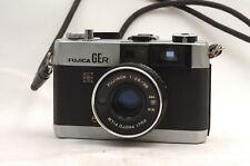 @ Ship in 24 Hours! @ Fujica GER 35mm Film Compact Camera Fujinon 38mm f2.8