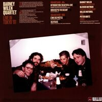 BARNEY QUARTET WILEN - LIVE IN TOKYO '91    VINYL LP NEU
