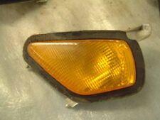 1992 BMW K100LT K 100 LT FRONT RIGHT HAND RIGHT RH OS INDICATOR LIGHT LAMP