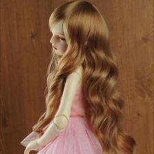 "Dollmore 1/4 BJD OOAK Supplier MSD wig (7-8)"" Junsa HT Wig (Brown)"
