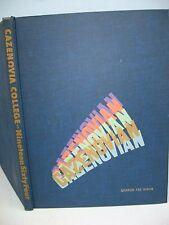 1964 Cazenovian, Cazenovia College, Cazenovia, New York Yearbook