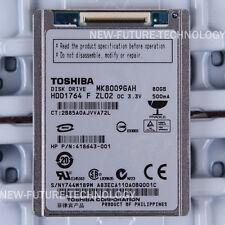 "TOSHIBA (MK8009GAH) 80 GB HDD 1.8"" 8 MB 4200 RPM CE/ZIP Hard Disk Drive"