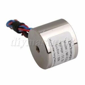 5V 5KG Elektrische Hubmagnet Elektromagnet für Automatisierungsausrüstung