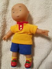 Caillou Doll -7 Inches Tall Pbs