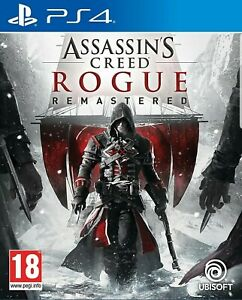 Assassin's Creed: Rogue Remastered (PS4) (New) - (Free Postage)