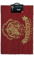 Harry Potter Fußmatte Welcome to Hogwarts - Schmutzfangmatte Fußabtreter 60x40cm