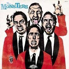 THE MONSTERS - POP UP YOURS CD  ROCK GARAGE NEU
