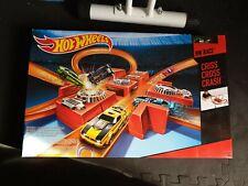 Hot Wheels Criss Cross Car Crash Track Set