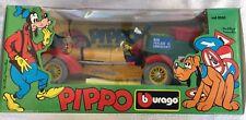 Italian Bburago 1/18 Diescast Disney Pippo Goofy - Dingo 8005