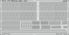 EDUARD 1/32 Vought F4U-1 Corsair Cella / GABBIA Cella / GABBIA MOTORE #32343