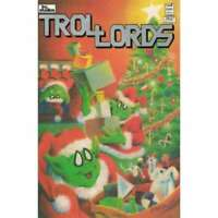 Trollords (1986 series) #6 in Very Fine condition. [*4w]