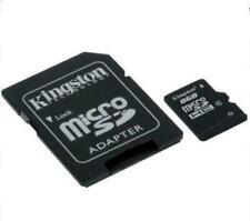 10 x Kingston 8GB Memroy card SDC4/8GB micro SD + ADAPTER Class 4 SDHC TF C4 8G